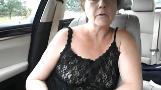 dispirited milf topless mind a look after drive dare