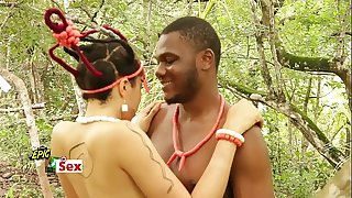 Sex With An African goddess - New movie Trailer