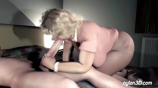 nylon3d compilation - realized 3d animation - huge cocks vs milfs
