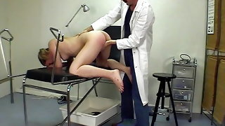 CMNF - Extreme demeaning Shame caning II