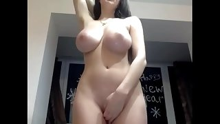 cute girl with unstinting tits-shaking orgasms superior to before webcam-fuksexcam.com