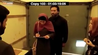 Muslim forced in the air garage (movie decorate please?)